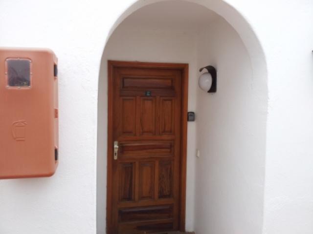 Front door - 27 Lago Verde, Puerto del Carmen, Lanzarote